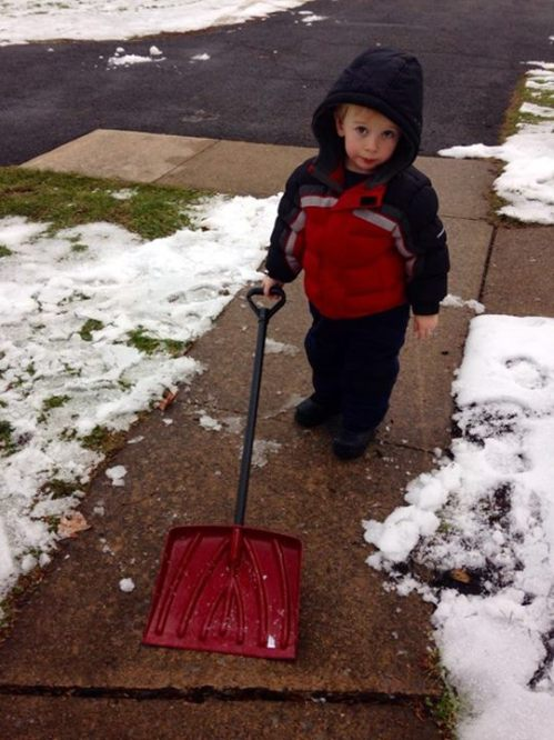 Snow Shovel B