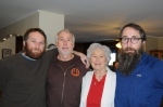 Gram and the Wilcox boys