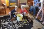 Liam and B had fun