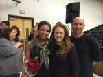 Jei-laya's acapella concert with the Penn Harmonics