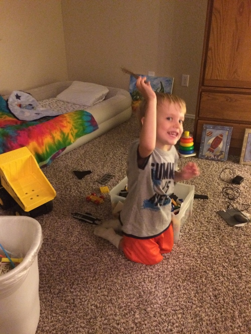 Look Mom! New Legos!