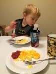 Super Hero Breakfast