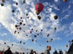Balloon festival in NM - living vicariously :)