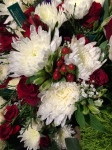 My favorite winter bouquet