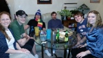 Jeremy wanted a game night for his birthday. Fun was had by all!